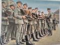 sprawdzanie obuwia żołnierzy
