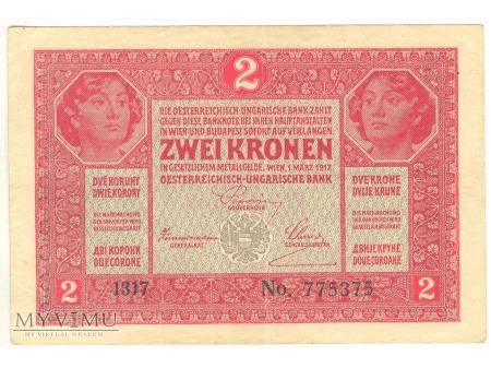 2 KORONY 1917
