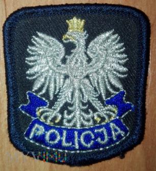 Policja na czapkę mała