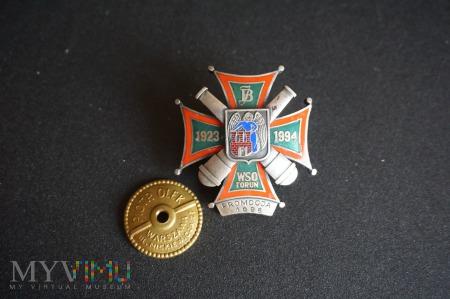 Duże zdjęcie Absolwent Wyższej Szkoły Oficerskiej - Toruń 1996