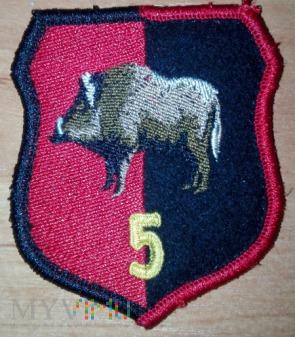 5 Kresowy Batalion Saperów 17 Brygady Zmech.