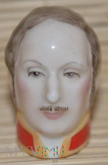 Naparstek -głowa/Albert