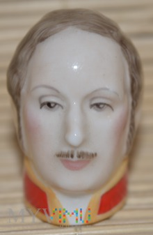 Duże zdjęcie Naparstek -głowa/Albert