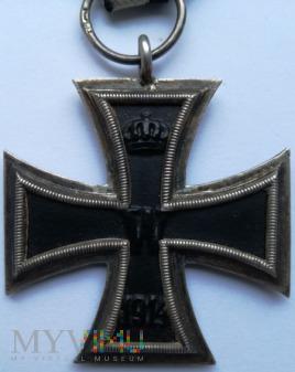 Duże zdjęcie Krzyż Żelazny 1914 II klasy