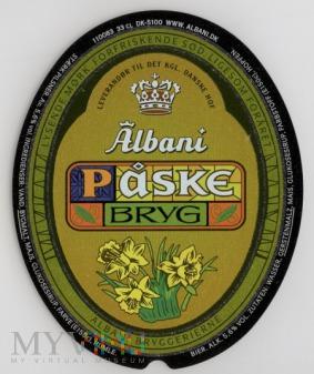 Albani, Paske