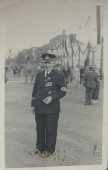 Zdjęcie niemieckiego weterana okres III Rzeszy