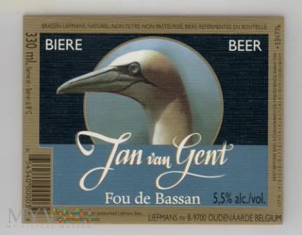 Liefmans, Jan van Gent