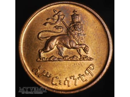 Etiopia 10 Santeem - Haile Selassie I