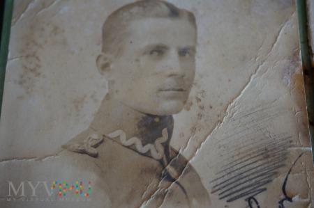 Na pamiątkę z Wojska - 1920 r.