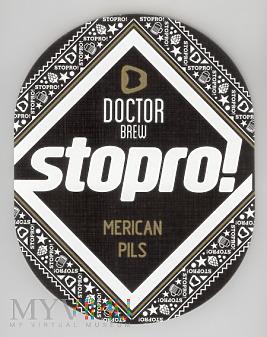 Boctor Brew, Stopro
