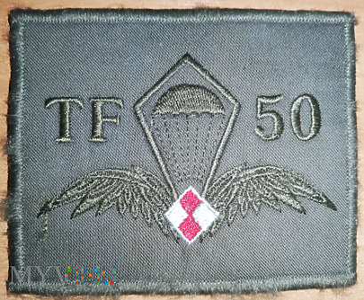 Task Force 50, TF-50