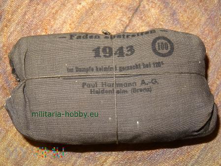 Opatrunek osobisty WH 1943