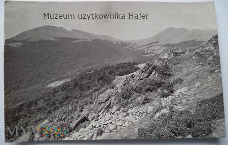 BIESZCZADY Tarnica (1348 m.) i Krzemień ( 1335 m.)