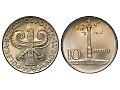 10 złotych, 1965, Kolumna Zygmunta (duża kolumna)