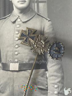 Szpanga medalowa-miniatury
