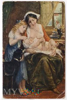 Maillart - Macierzyństwo - Matczyne radości