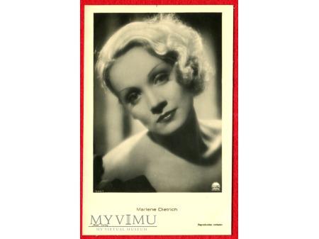 Duże zdjęcie Marlene Dietrich Verlag ROSS 7969/1