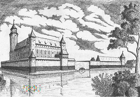 Brodnica Zamek Krzyżacki