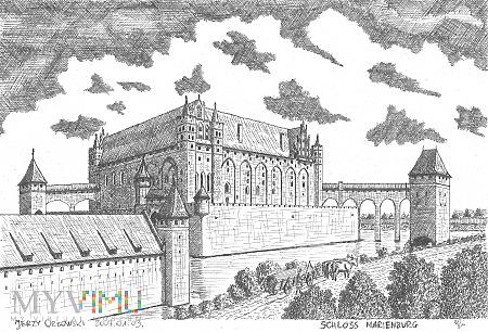 Duże zdjęcie Zamek krzyżacki w Malborku