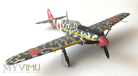 """Samolot Kawasaki Ki-61 """"Hien"""" (model 1:72)"""