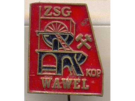 Duże zdjęcie ZSG KWK Wawel