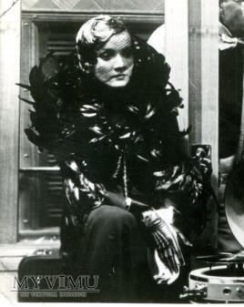 Marlene Dietrich Anna May Wong i Gramofon