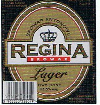 regina lager