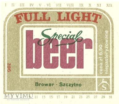 Browar Szczytno - FULL LIGHT BEER