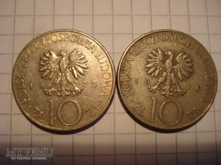 """monety 10 zł """" Adam Mickiewicz"""""""