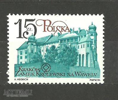 Zamek królewski na Wawelu III