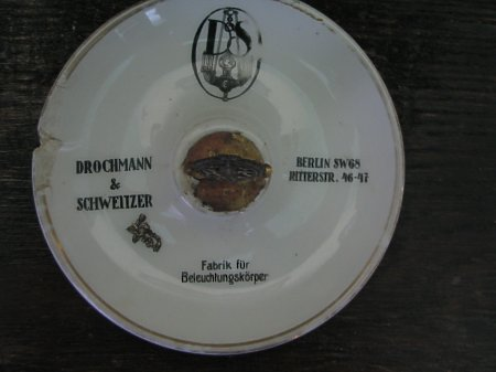 SWIECZNIK REKLAMOWY 1927 ROK