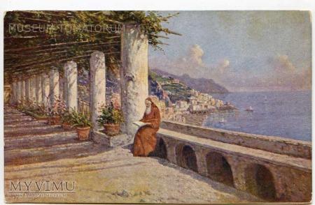 Carelli - Monk zakonnik - lektura 8