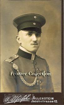 Zdjęcie żołnierza z Infanterie-Regiment nr.146