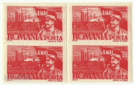 Święto 1 Maja Rumunia