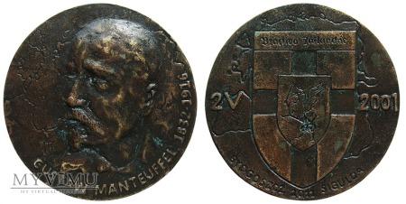10-lecie Bractwa Inflanckiego medal 2011