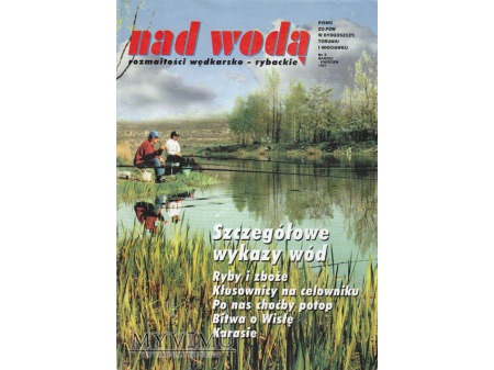 Nad wodą 1-6/1997