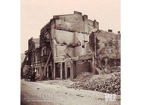 1939(?). Kamienice