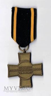 Krzyż - 180 Rocznica Bitwy pod Ostrołęką.