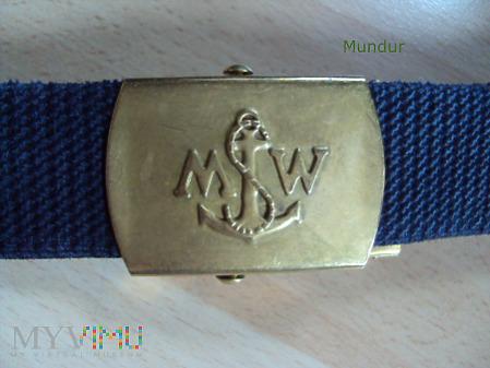 Pasek MW do spodni ćwiczebnych