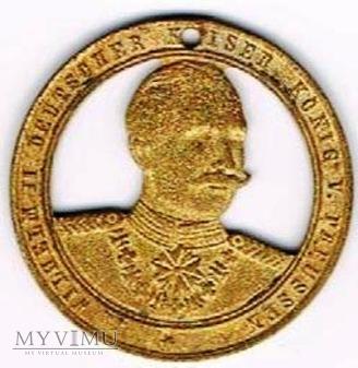 Medal Wilhelm II
