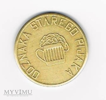 Odznaka Starego Pijaka