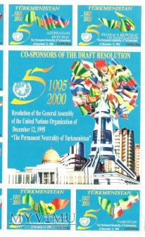 Turkmenistan I