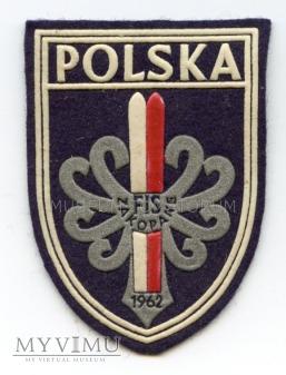 Naszywka - Polska FIS Zakopane 1962