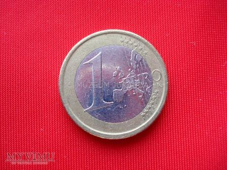 1 euro - Hiszpania