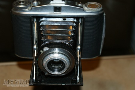 aparat mieszkowy Agfa Isolette II