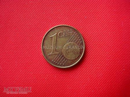 1 euro cent - Irlandia