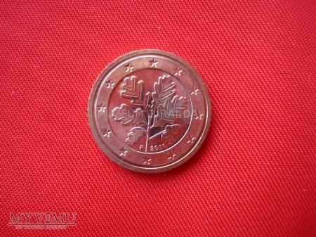 2 euro centy - Niemcy