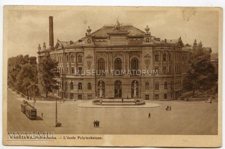Warszawa - Politechnika - 1930-1939-1948