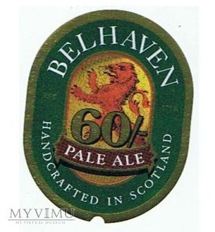 BELHAVEN 60/- pale ale