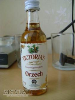 Orzech - syrop barmański